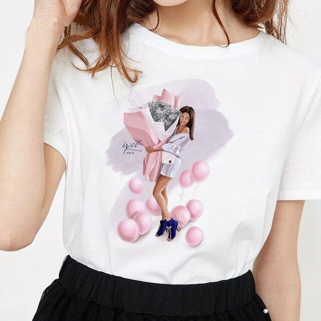 Женская мода s 90 s, Стильная белая серая футболка, женские летние футболки с графикой, женские корейские топы в готическом стиле, большие размеры