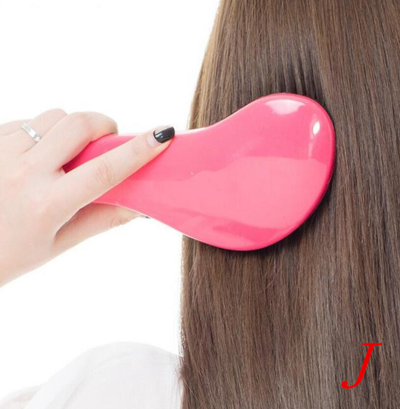 1 Pcs Combing Hair Brush Hairbrush Anti knot static Hair Massage Repair hair Combs Styling Tools no Packaging in Combs from Beauty Health
