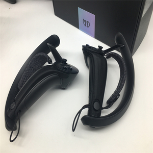 Image 4 - 1 Pair Anti Slip Controllers Grip Cover Protective Controller Handle Cover for Valve Index VR Game Accessories