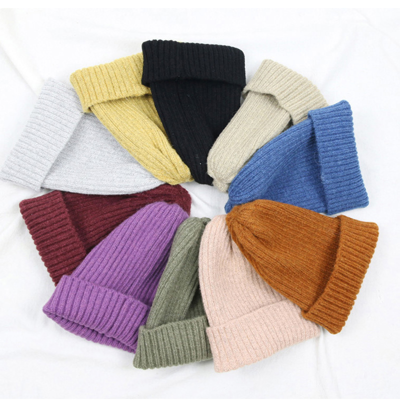 Beanie Winter Hat For Women Beanie Hat Knitted Winter Hats For Women Winter Cap Warm Slouchy Beanies Caps