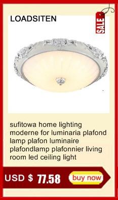 Iluminação para sala de estar lâmpada luminária