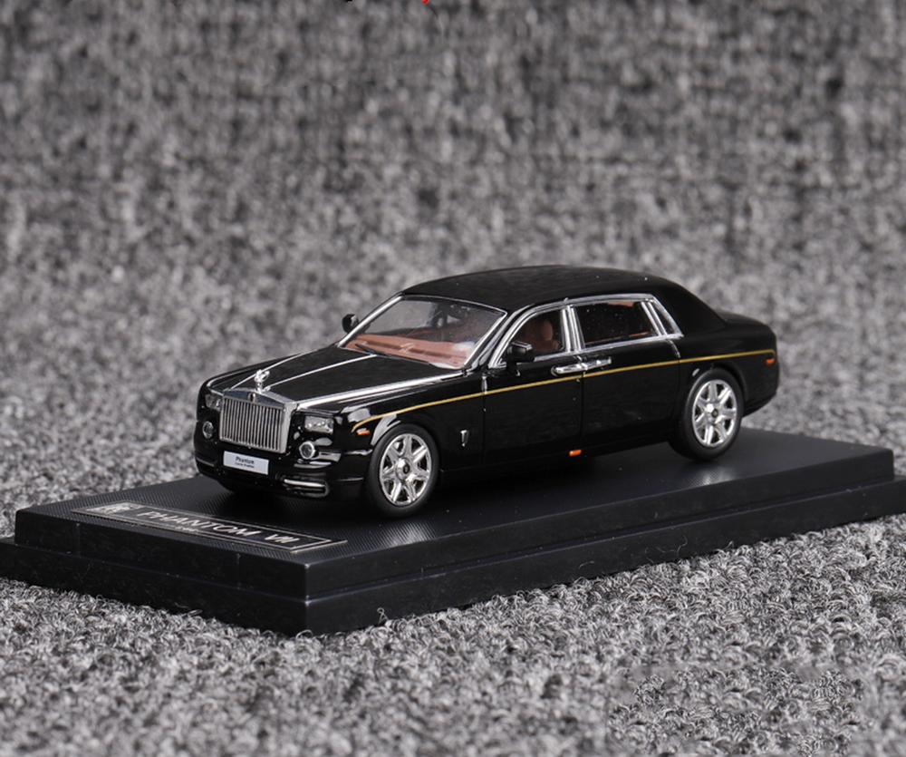 1/64 Scale Rolls-Royce Phantom VII Diecast Car Model Collection Toy Gift NIB