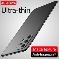 Zroteve-funda rígida para Samsung Galaxy A72 5G A12, carcasa delgada mate, PC, A52, A42, M62, F62, A02, A02S, A32, 4G