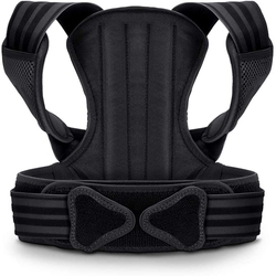 Posture Corrector for Men and Women, Spine and Back Support, Providing Pain Relief for Neck, Back, Shoulders, Adjustable and Br