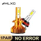 HLXG mini h7 led hea...