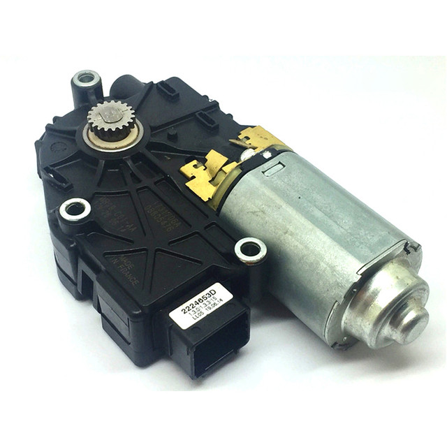 รถSkylightมอเตอร์สำหรับBuick Excelle 1.6 1.8 HRV Regal LaCrosse Cruzeมอเตอร์ซันรูฟอะไหล่ซ่อม