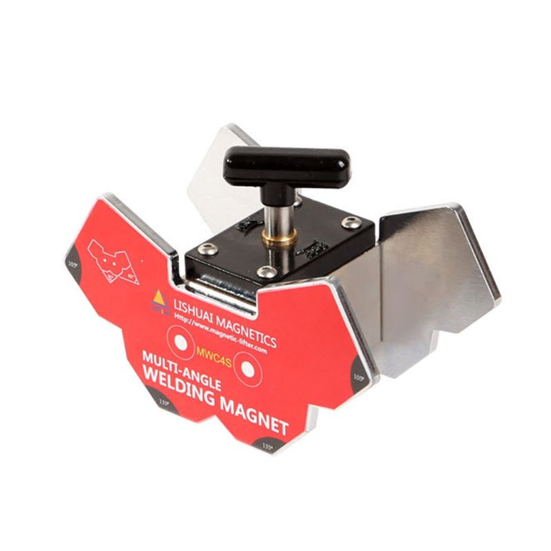 MWC4 Multi-angle Switchable Magnetic Holder Strong Power NdFeB Welding Tools