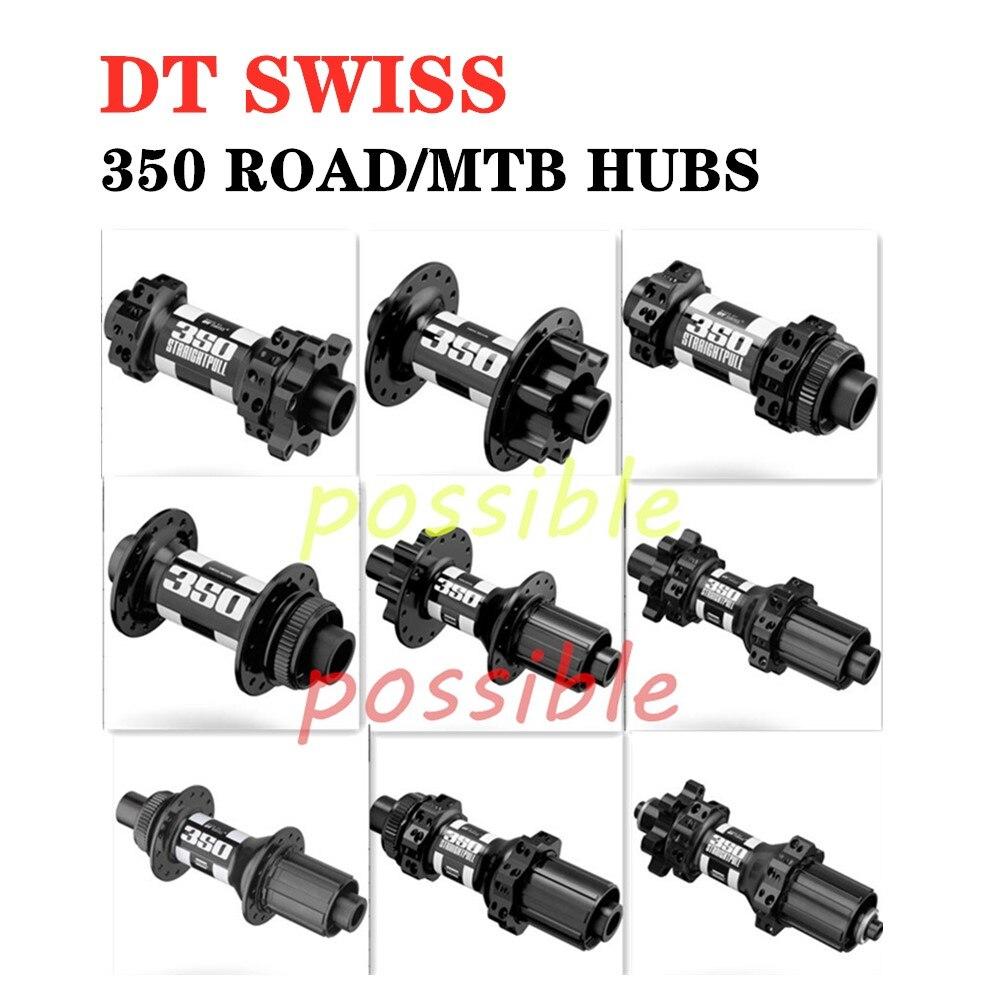 DT Swiss 350 Straight-Pull Road Bike Front*Rear Hub 100MM*20H//130MM*24H-5MM QR