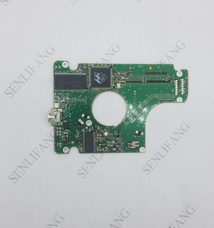 Free Shipping  Good Quality HDD PCB: BF41-00282A M7S-SLINE REV.01 One Year Warranty