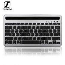 SeenDa Wireless Keyboard Bluetooth Keyboard For ipad Phone Tablet Wireless keyboard For Android ios Windows