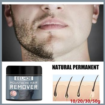 10/20/30/50g Hair Removal Cream Men Beard Body Facial Painless Inhibitor Painless Shaving Beard Hair Supplies 2021 Hot Sale 1