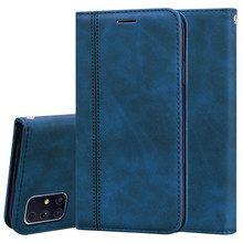 Leather Wallet Flip Case For Samsung Galaxy M31S Case Card Holder Magnetic Book Cover For Samsung M31s SM M317F M 31 Case Coque