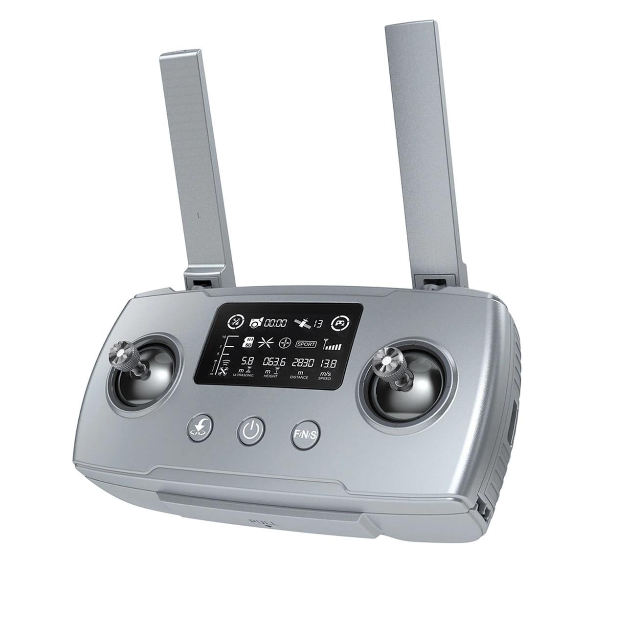 Hubsan Drone ZINO Mini PRO 249g GPS 10KM FPV 4K 30fps Camera 3-Axis Gimbal RC Quadcopter Discounts Code: LF15AS5OAPT5 4
