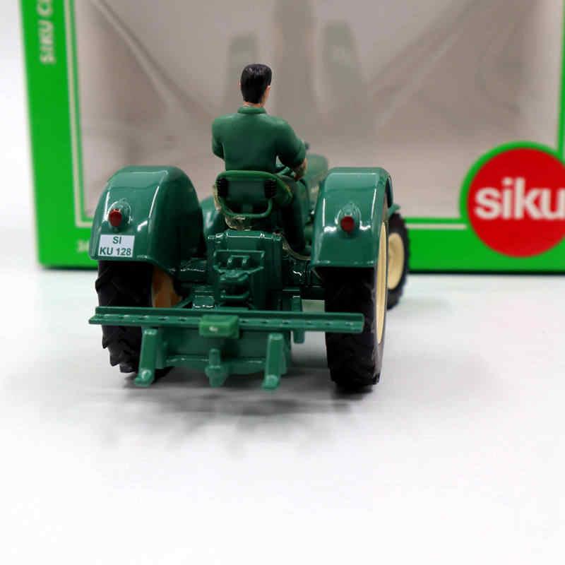 1/32 Siku 3465 Classic Man 4R3 Traktor Mainan Mobil Diecast Model Koleksi