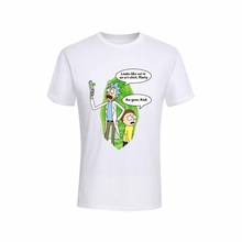2019 Fashion summer t shirt Animation men new  T-shirts 100% cotton high quality t-shirt Casual tshirt