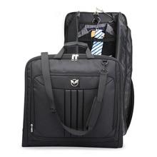 Многофункциональная мужская деловая дорожная сумка, водонепроницаемая багажная сумка, сумка для ноутбука, Пыленепроницаемая сумка для костюма и обуви