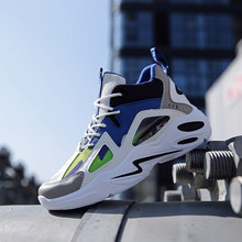 New Men Shoes Lace-Up Fashion Breathable Men Casual Shoes Brand Men Sneakers Men FLats Tenis Masculino Zapatillas Hombre