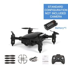 LF606 Quadrocopter Mini Drone With 720P Camera FPV Profesional HD Foldable Camer