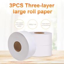 3pcs Soft Toilet Paper…