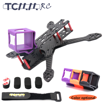 Tcmmrc 5 Inch quadcopter frame Martian IV Wielbasis 220 mm carbon fiber drone kit 3 Inch 140mm for Fpv Racing Drone zmr 200 through four axis quadcopter frame 200 all metal head one carbon fiber plate 4mm lightweight racing for uav fpv flysky