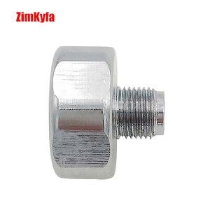 "Image 5 - Paintball PCP Air Pressure Gauge 2pcs 350bar Mini Micro Manometre Manometer 1/8""BSPP Threads"