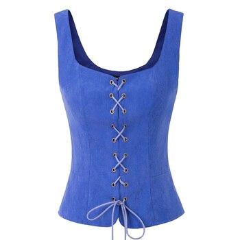 Belle Poque Women Halter Jackets Tops Summer Autumn Backless V-Neck Single Breasted Handkerchief Hem Coat Vintage Crop Tops Lady 28
