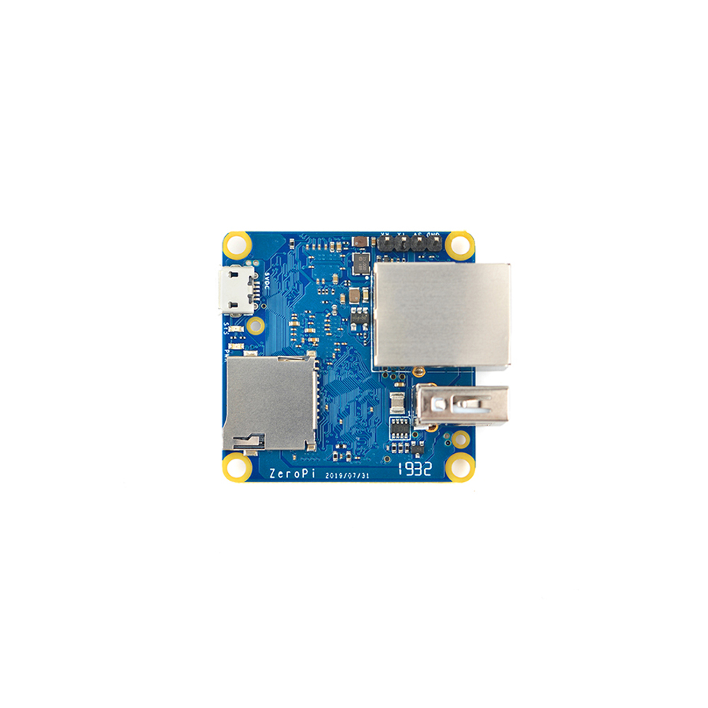 Smartfly FriendlyARM NanoPi ZeroPi 512MB RAM Gbps Ethernet Cortex A7 Development Board Allwinner Mini Linux Board Pi Zero