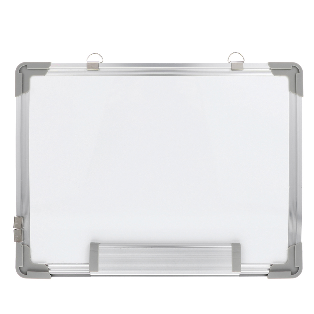 1pc Mini Magnetic Whiteboard Erasable Double-sided Writing Easel Board