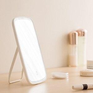 Image 5 - Умное косметическое зеркало Youpin Jordan & Judy Mijia, портативное складное настольное светодиодное зеркало для макияжа