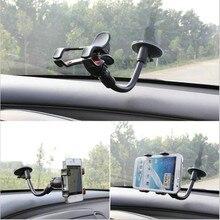 Pára-brisa otário gravidade titular do telefone do carro para o telefone universal suporte móvel para o iphone smartphone 360 suporte de montagem no carro