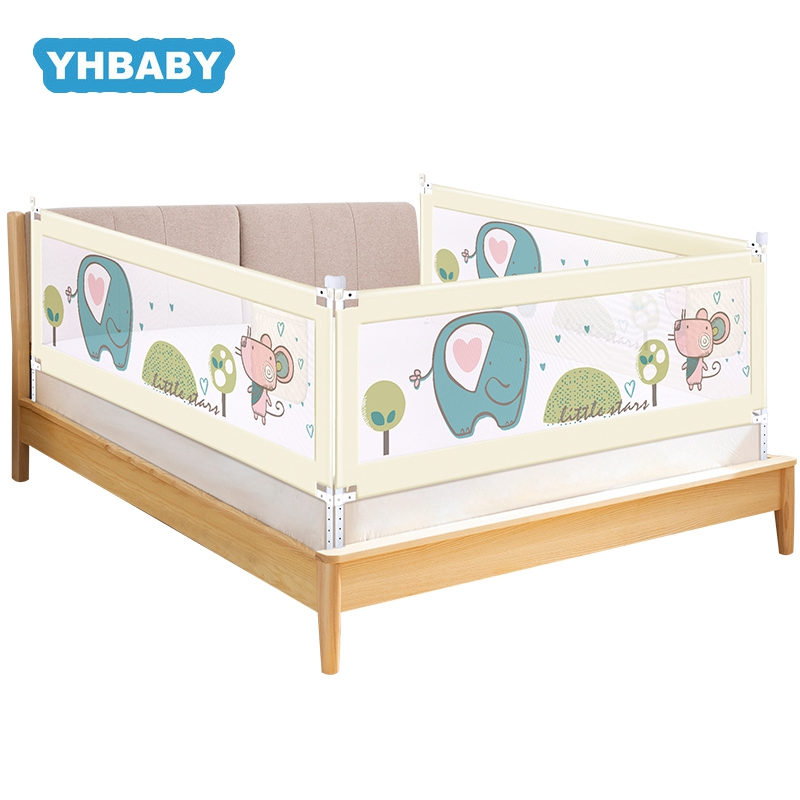 Baby Bed Fence 1.8M/2M Home Kids playpen Care Barrier Ffor Bed Crib Rail Security Fencing For Children Guardrail Free shipping
