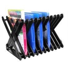 Supporto per staffa per scatola portaoggetti per dischi da gioco per PS4 PS5 DE X accessori per macchine elettroniche