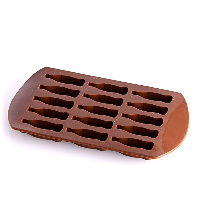 Silicone Cake Mold 3D Cartoon Bear Mousse Chiffon Ice creams Pastry Dessert Mould DIY Chocolate Cake Decorating Tool - 4