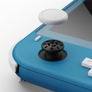 Image 2 - 6pcs/set Replacement Joystick Cover Game Rocker Cap for Nintend Switch Game Console Repair Accessories Grip Protectors