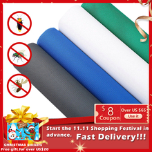 Summer Fly Mosquito Screen Ventilate 1M 2M 3M 4M Net Washable Mesh For Door Window Protect