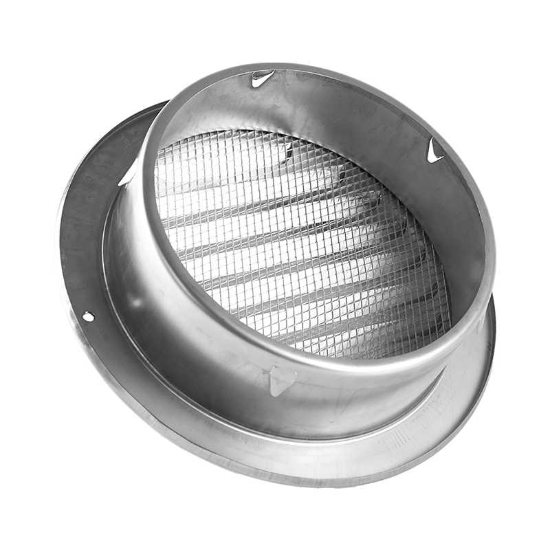cubierta tapa ventilación de techo Deflector de campana 100 mm techo conducto