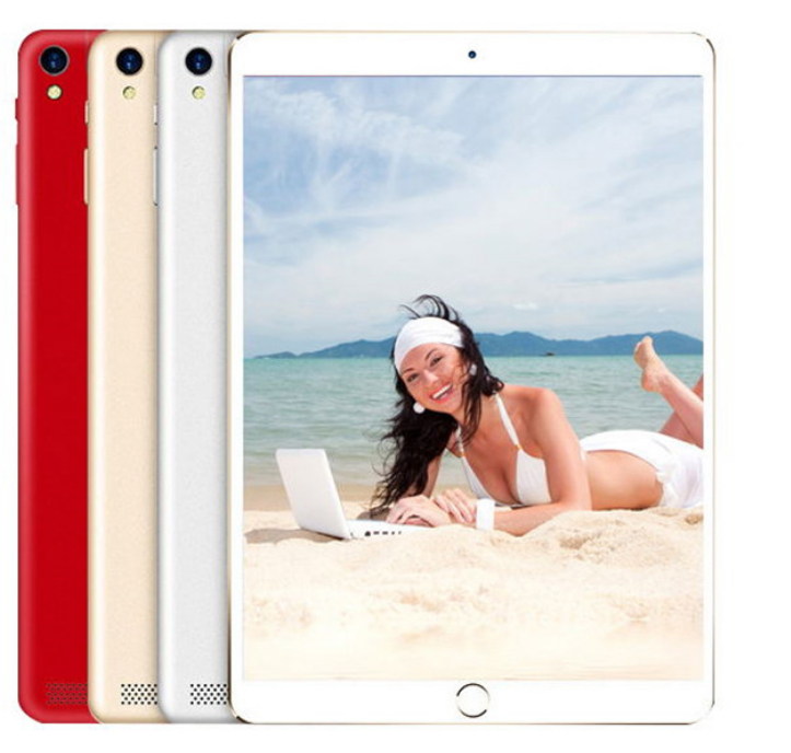 2020 New 10 Inch Octa Core 3G 4G LTE Tablet Pc 6GB RAM 128GB ROM Dual Cameras Android 8.0 Tablets For Kids New Year Gift Tablet