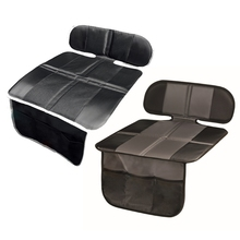 Padding Organizer Carseat-Cover Backseat for Kids Child with Pockets Protection-Mat Cushion