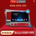 Junsun V1 2G + 32G Android 10,0 DSP автомобильный Радио мультимедийный видео плеер для Honda Civic 8 2005-2011 Навигация GPS No 2din 2 din dvd Промокод: MNOGO;10000 руб—1000 руб