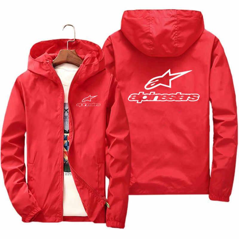 2020 frühjahr und sommer neue hohen berg star jacke männer street windjacke hoodie zipper dünne jacke männer casual jacke 7XL