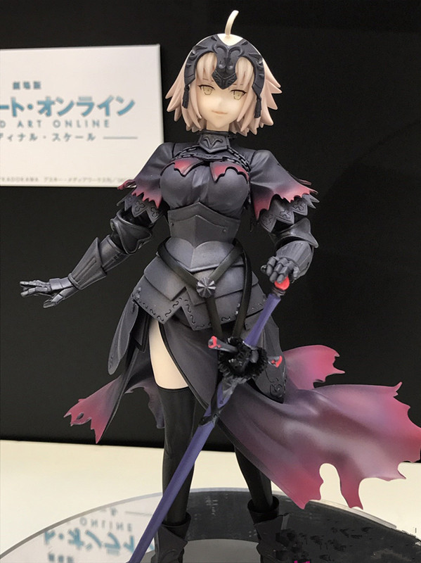Fate Grand Order Jeanne D'Arc Alter Servant PVC Figure Collectible Model Toy