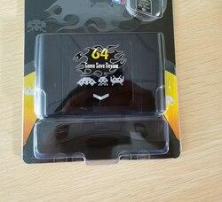 64 Bit Retro 340 in 1 Spiel Karte Für N64 Video Spiel Konsole Region Freies NTSC und PAL Spiel Patrone mit Einzelhandel Box