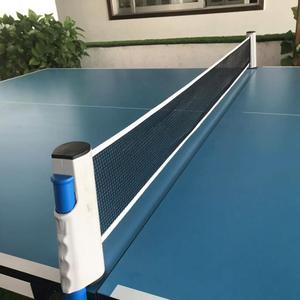 Retractable Table Tennis Table