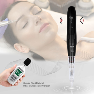Image 5 - BIOMASER Valentines Day Gift Permanent Makeup Tattoo Machine For Eyebrow Lips Embroidery Digital Machine Strong Best for women