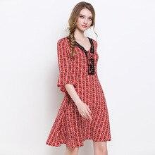 Large size office lady dress 2019 autumn new fashion floral print ruffle sleeve Korean style women Style plus work