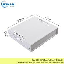Iron project box diy junction box abs plastic panel iron diy