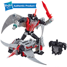Hasbro Transformers Generations Selects Dinobot Red Swoop Power of the Primes Deluxe Class Figure Special Edition Red Redeco damian son of batman deluxe edition