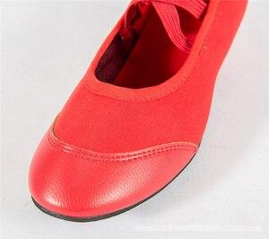 Image 5 - Zapatillas de baile profesionales para Mujer, zapatos de baile para niña y niño
