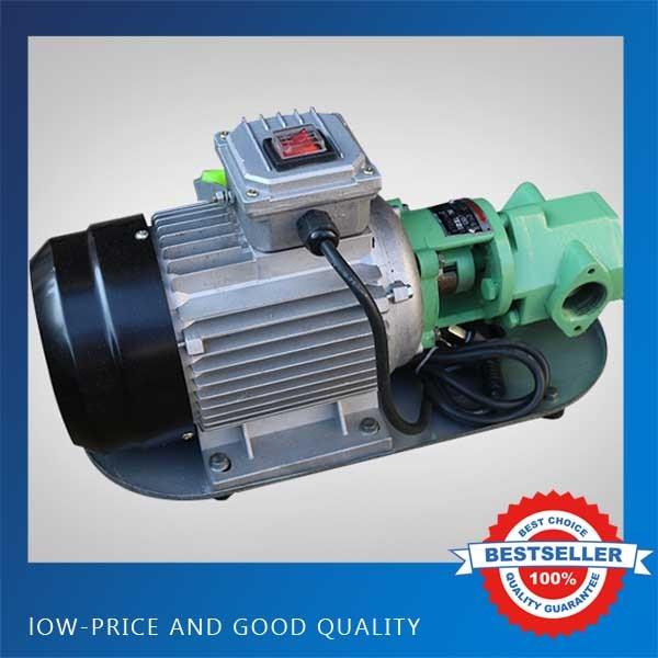 WCB-30 370W Portable Diesel Oil Pump Big Capacity Transfer 220V/380V Electric Centrifugal