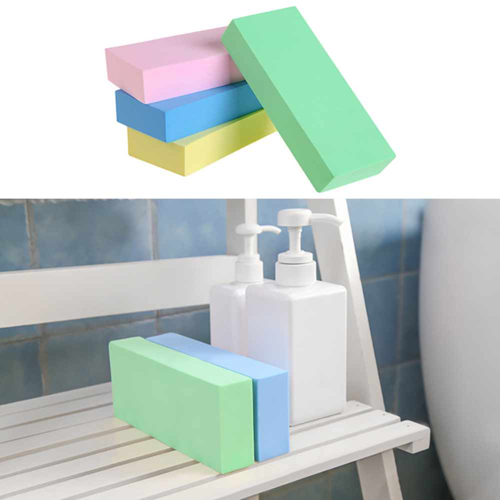 Soft Exfoliating Body Skin Bath Shower Bathroom Tools Spa Brush Cleaning Brush Washing Sponge Pad Scrub Bathing Accessories 4